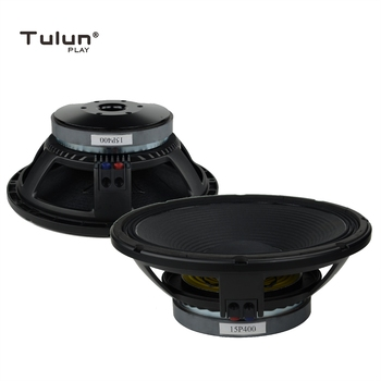 "15inch R*F 15P400A professional stage Subwoofer 15"" cabinet replacement DJ Pro speaker Tulun Play"