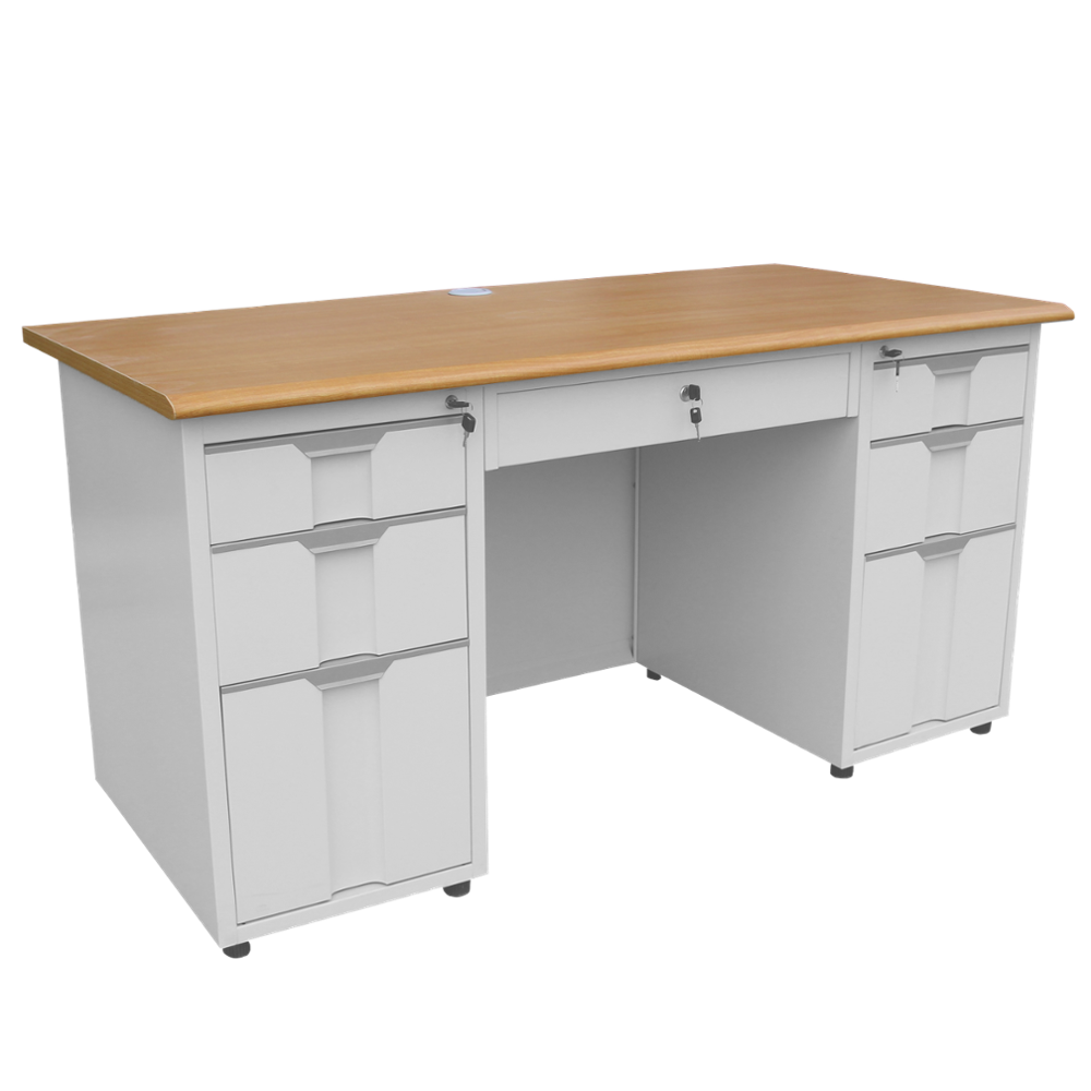 - Durable Modern Metal Computer Desk Low Price Office Table Design