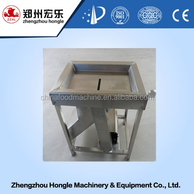 Chicken gizzard inner yellow skin peeling machine