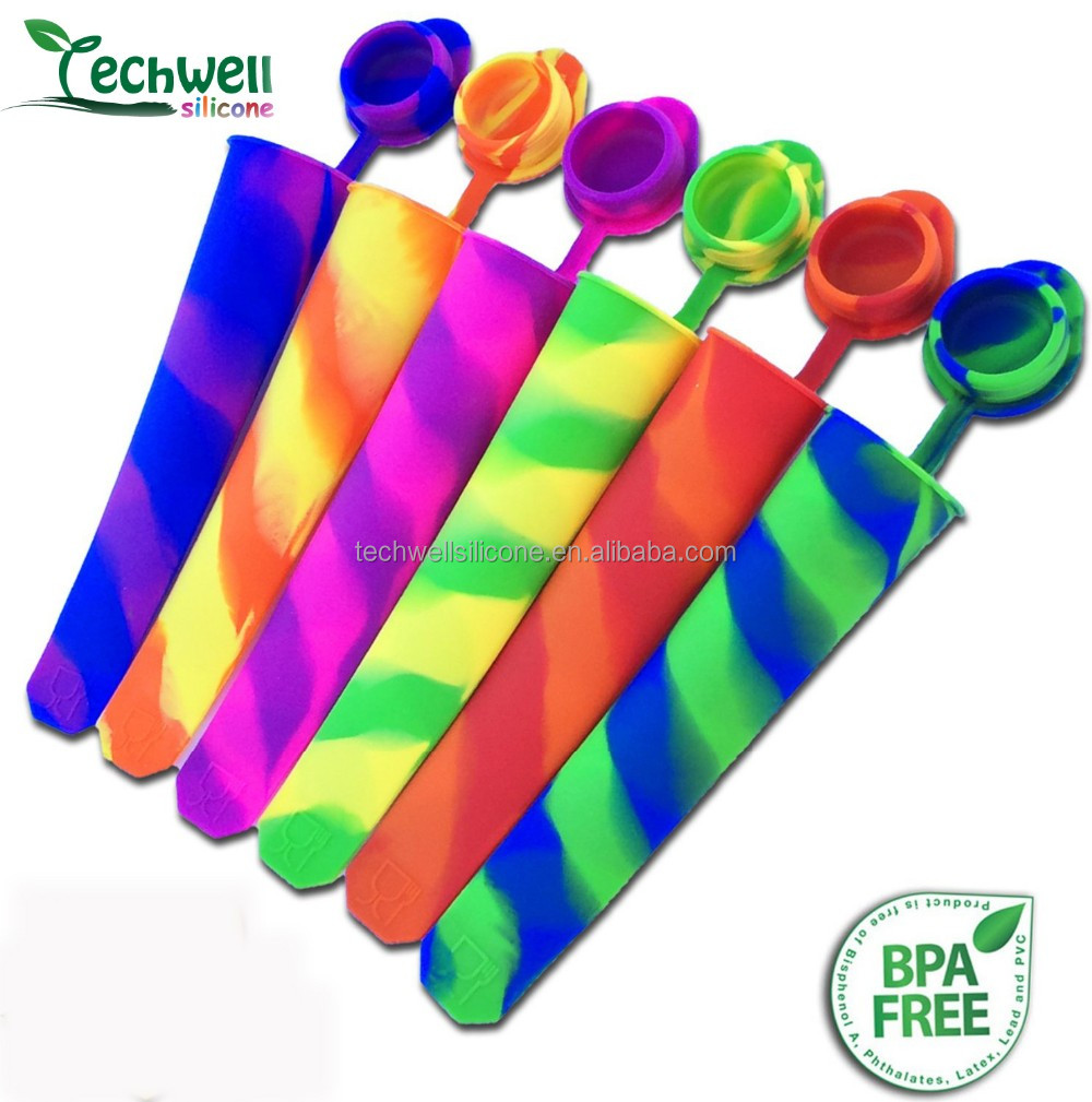 multi-color homemade ice tray silicone ice pot maker