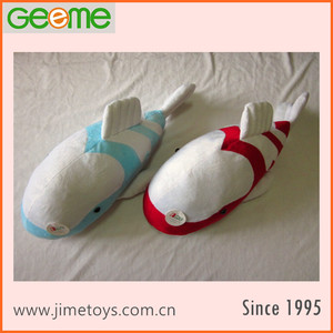 JM8104 Stuffed Plush Dolphin Shaped Pillow