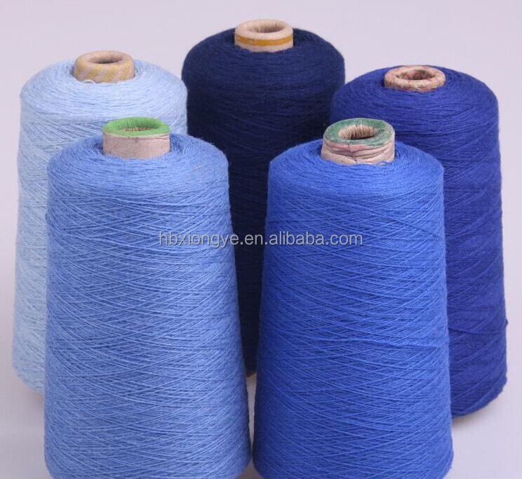 Factory in China promotional recycled sock wool yarn