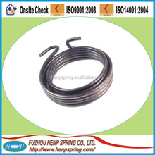 quality wire push pulling retractable spring