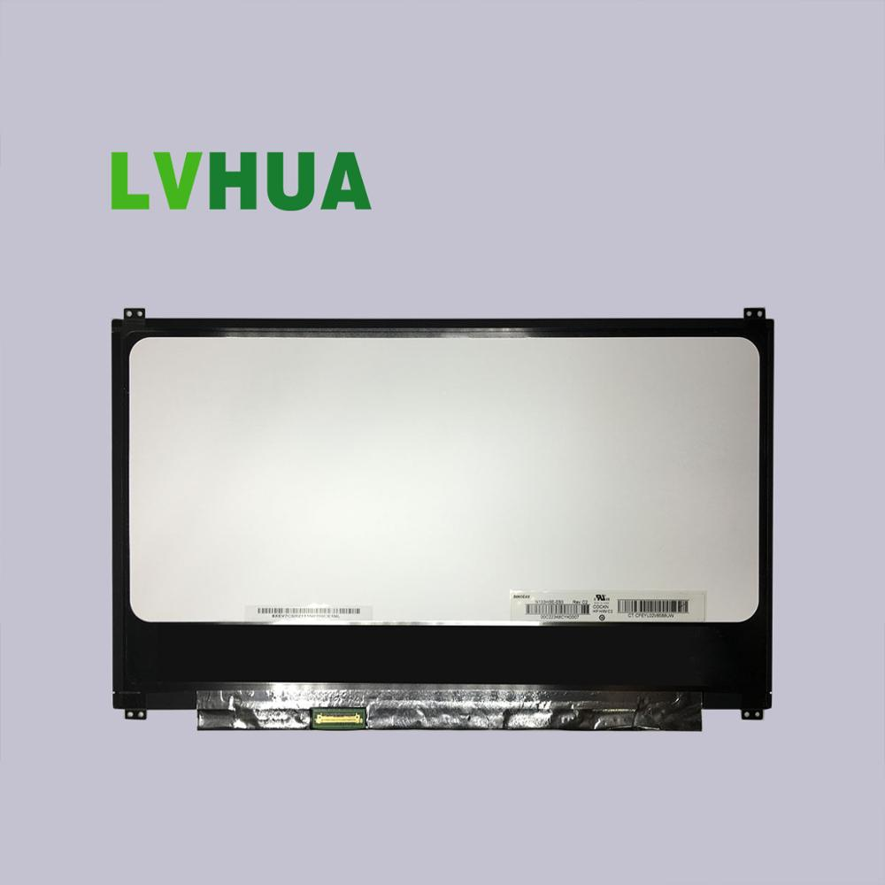 "New Display for HP 13T-3000 Spectre 13.3"" Touch LCD Screen Digitizer Assembly N133HSE-EB3"
