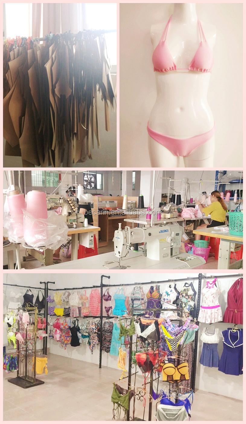 Groothandel 2018 Junior Meisje Tube Top Tiener Bandeau Bikini Modellen