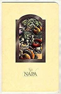 Napa Restaurant James Beard Dinner Menu 1998 Rio Hotel Las Vegas signed Nobu