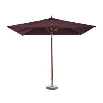 Deluxe Garden Beach Parasol Import Wooden Cantilever Umbrella Buy Garden Wooden Cantilever Parasol Umbrellagarden Beach Parasol Import Wooden