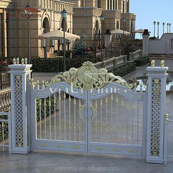 Cheap Garden Gates/garden Luxury Gates/main Gate Designs