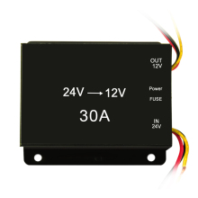 High quality converter 24v to 12v 50a step down converter voltages dc to dc for car