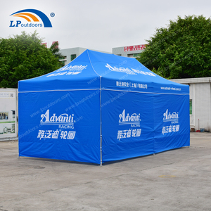 3 x 6m customized folding canopy tent for outdoor trade show