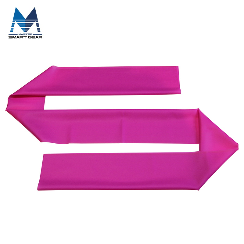 Pink Cross Fitness and Fitness Body Stretch Resistance Bands