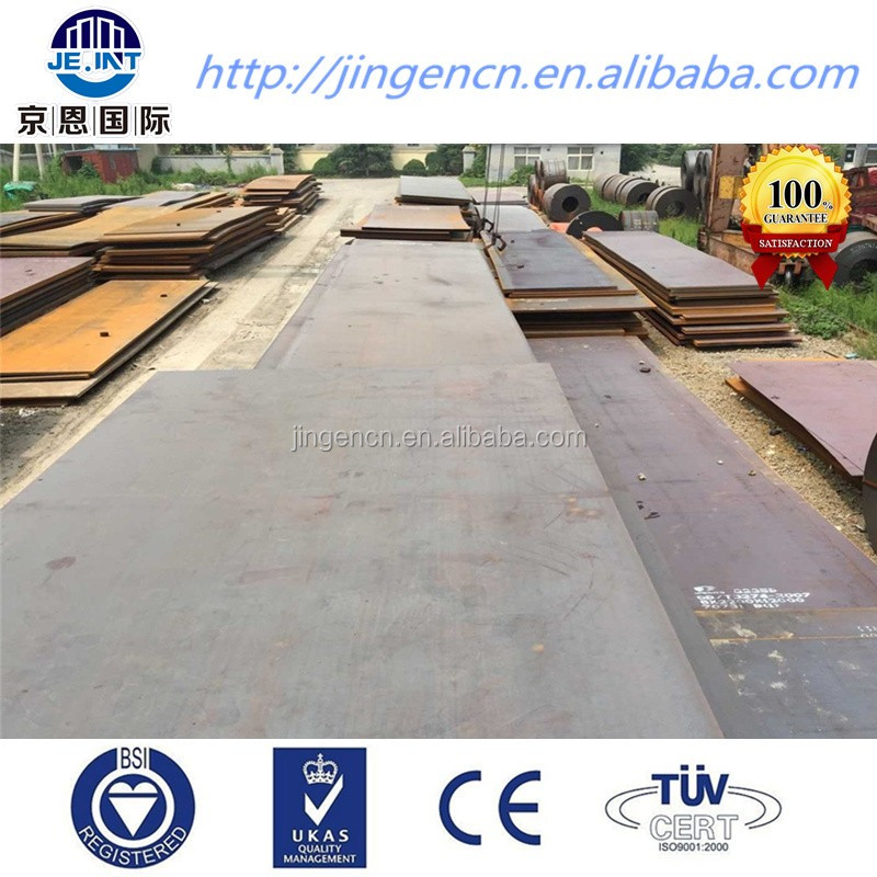 Steel Plate Type and Q235 Grade plate steel prices