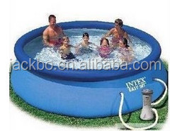 best selling large inflatable adult plastic swimming pool/adult size inflatable pool/intex adult swimming pool