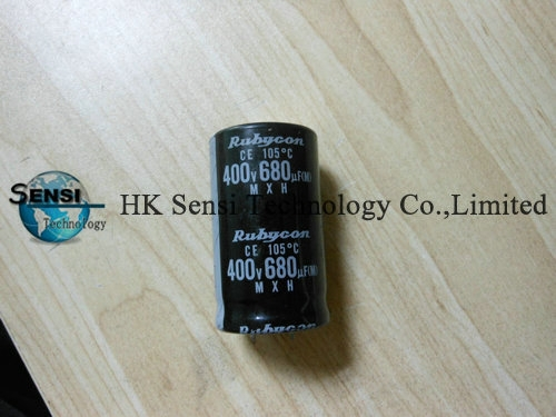 Rubycon Electrolytic Capacitor 680uF 400V