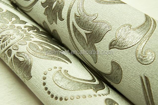 Beliebt ziegel-design vinyltapeten/schwarz und weiß tapeten für ...