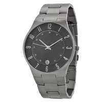 High Quality Titanium Suit Watch Ultrathin Very Soft Simple Watch
