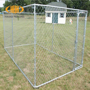 Wholesale Large outdoor 1150 x 1150 animal cage panels wire dog cages / welded wire dog kennel / pet enclosure