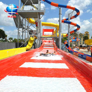 Professional water slides for swimming pools, great fun water slide in ground pool