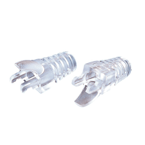 Competitive Price High Quality Internet Cable Transparent Boot RJ45 Cat5e Cat6 Connector Protect Sleeve