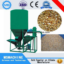 High effiency small animal feed mixer