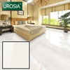 foshan crystal double loading porcelain floor tile nano polished cream colour pulati white creamic floor tiles