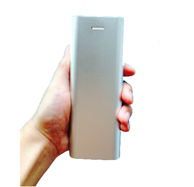 (no battery) DIY Power Bank BOX Aluminum alloy case for xiaomi iphone 5 5s 6 note 3 suit for 6*18650 3.7V Li-ion Lithium Battery