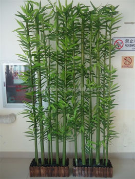 SJ031203 Artificial Green Plant Sale Artificial Indoor Lucky Bamboo Plant