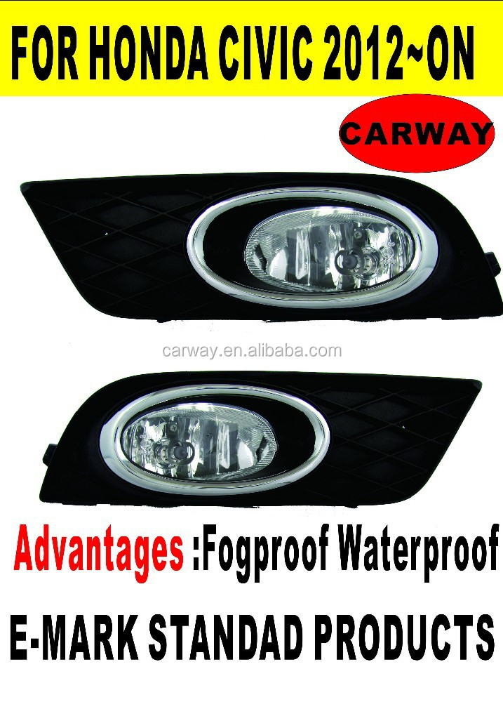 OEM FOG LAMP FOR HONDA CIVIC 2010 ~ 2011