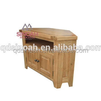 Bonito Muebles De Roble Unidades De La Esquina Bosquejo - Muebles ...