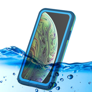 hot sell iphoneXS waterproof mobile phone case bag