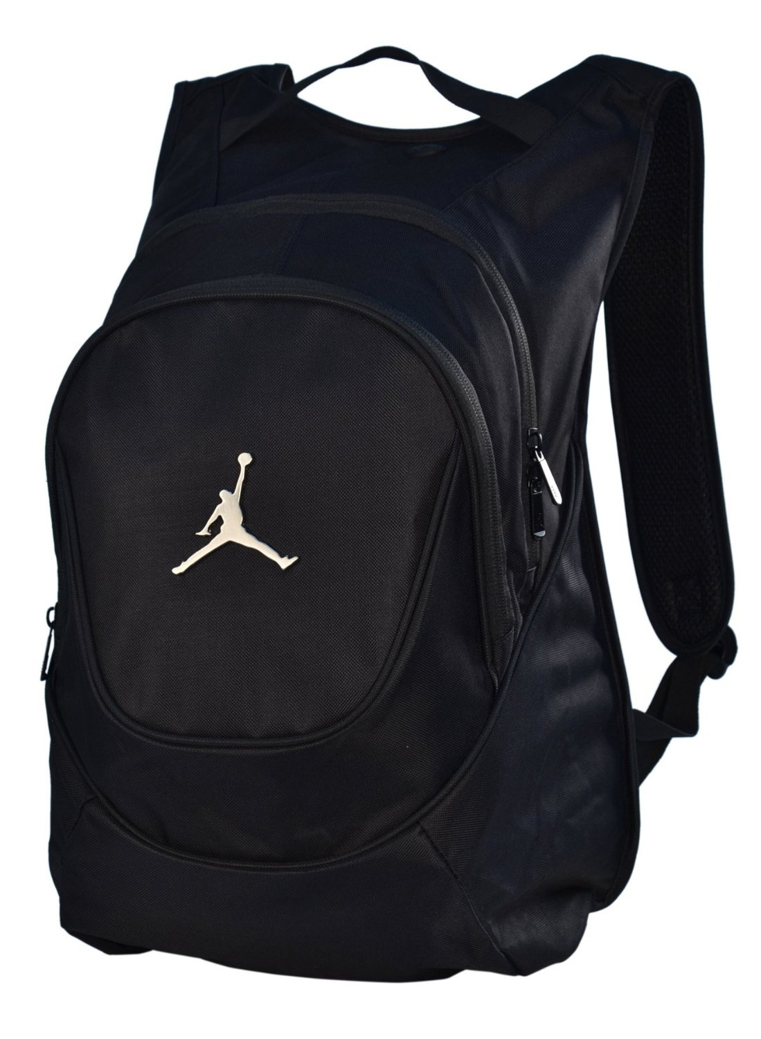 Get Quotations Jordan Nike Air Jumpman Backpack Book Bag Black