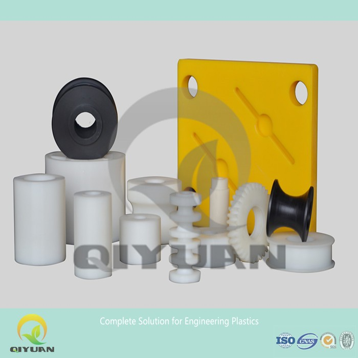 anti-wear uhmwpe parts, machinery uhmwpe block/spare parts