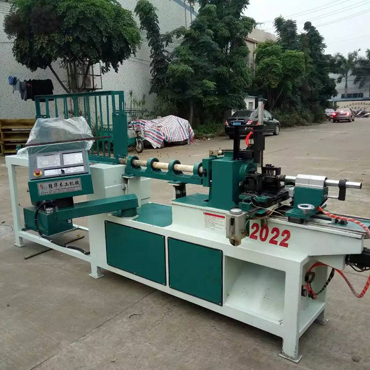 High quality CNC  automatic Wood bead machine