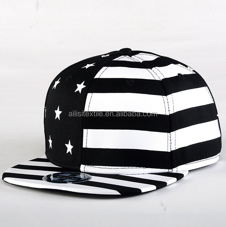 Hot Sale Mens Baseball Cap Flag Design  Men Hip Hop Snapback Cap Hat With  USA 4e6ff974906