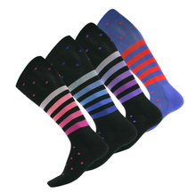 Fancy Knee high Professional Custom Compression Running Sock