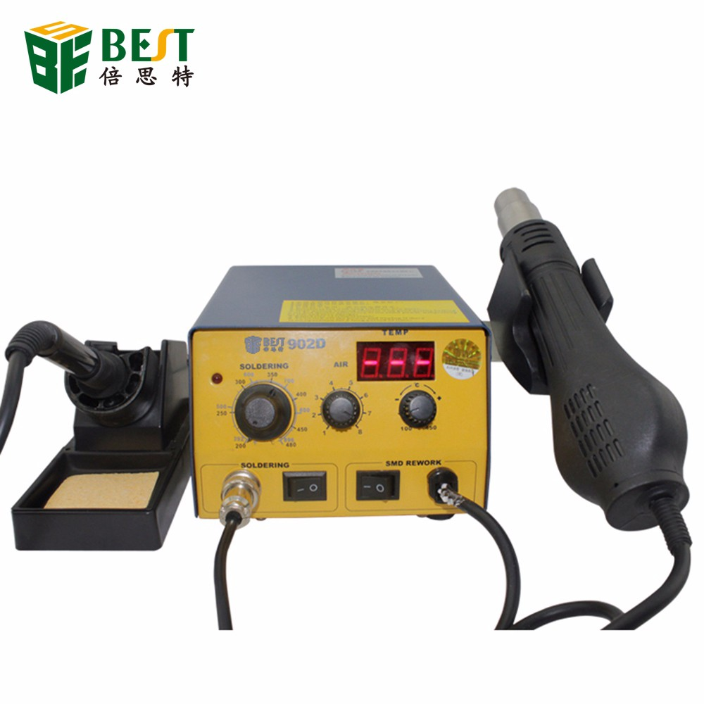 Large Supply 650w OEM atten soldering station review