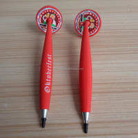 Singapore Ktobertest Club Embossed Logo Magnetic Ballpoint Pen