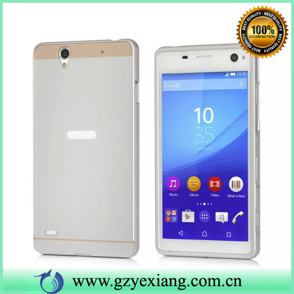 High Quality Aluminum Cover Case For Sony Xperia C4 Mobile Phone