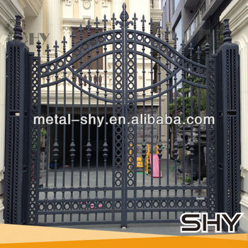 Main Gate Design Iron Gate Designs For Home