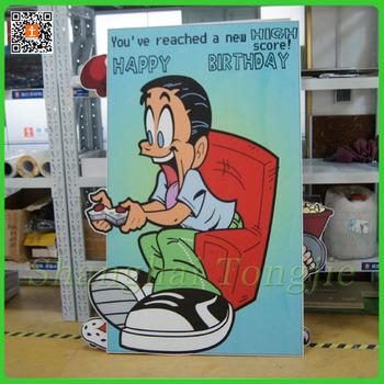 Cartoon Characters Poster Die Cut 10mm Pvc Foamed Board To