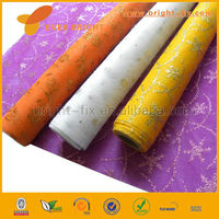 Nice non-woven Christmas gift wrapper/ Non-woven fabric for flower wrapping paper