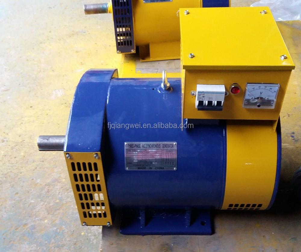 Precio de f brica generador de corriente alterna sin - Precio de generadores ...