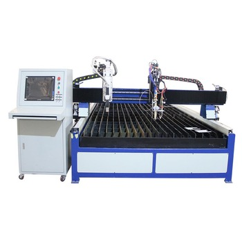CNC Cutting Machine Support Both Plasma And Flame Cutter