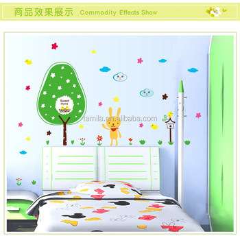 Removable Sweet Home PVC Wall Sticker