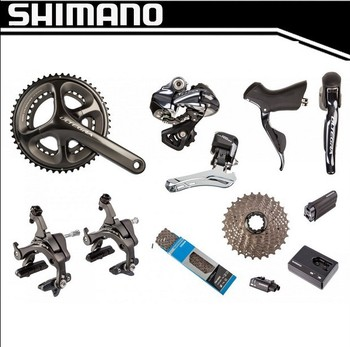Bicycle Parts Ultegra Di2 E Edition Gear Shift Groupset For Road