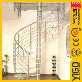 How To Build Spiral Staircase/carbon Steel Spiral Stairs