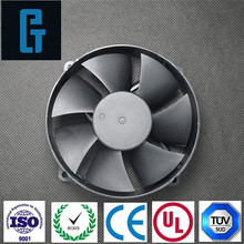 pc case gaming industrial exhaust fans motor dc 12 volt 90x92x25mm with ball bearing