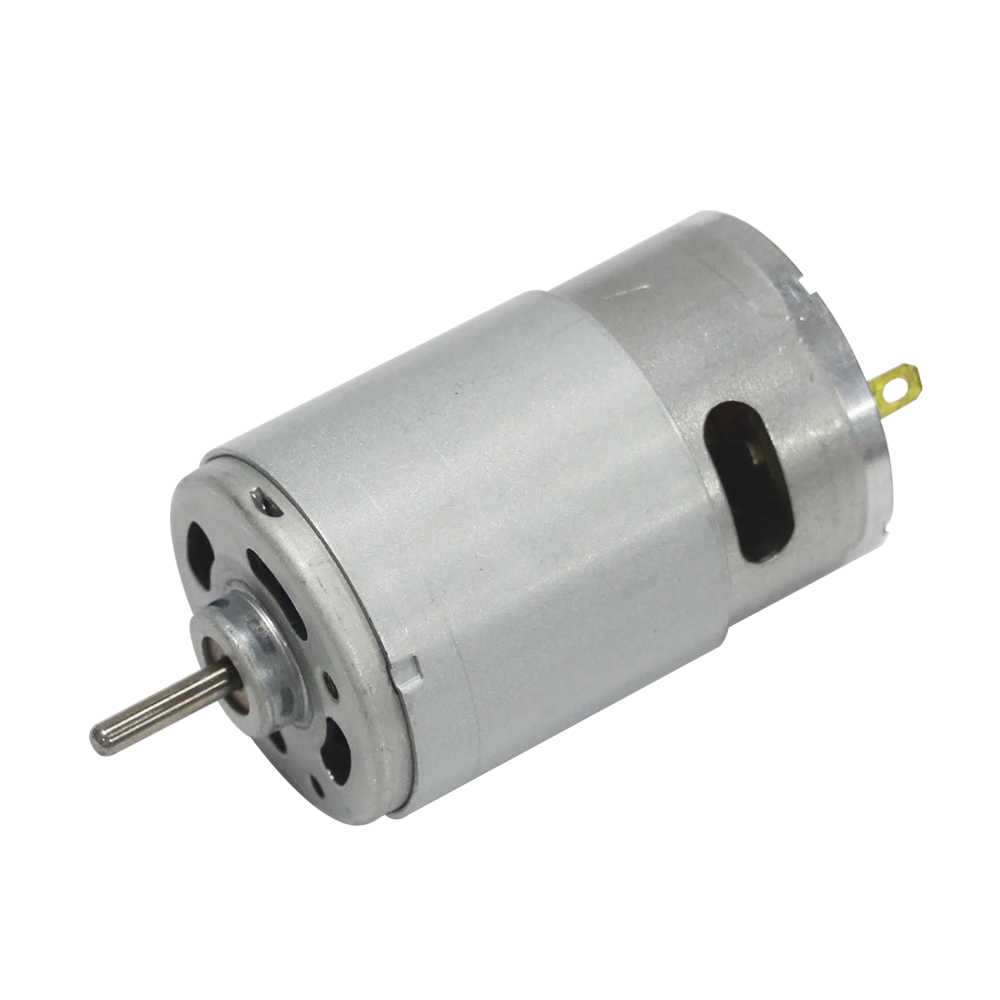 12v dc motor 4500rpm electric car motor RS 555