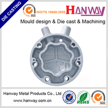 China factory custom aluminuim die casting,bending parts,metal fabrication