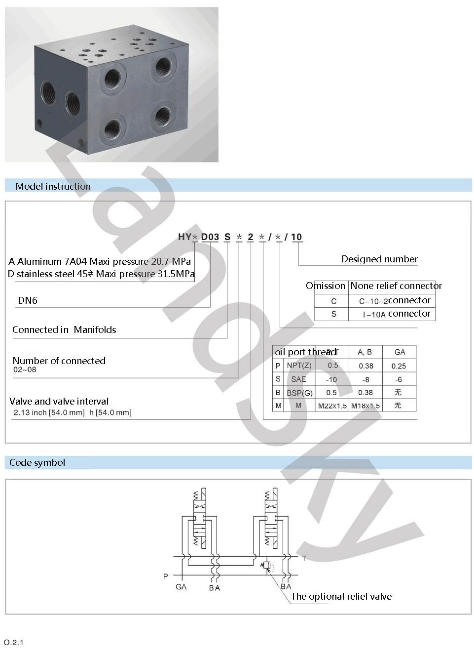 Landsky hydraulic solenoid valve manifold bleed and block landsky hydraulic solenoid valve manifold bleed and block pneumatic double biocorpaavc Choice Image
